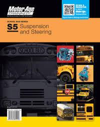 ase s5 study guide bus suspension u0026 steering test prep
