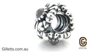 gillett s jewelers pandora june birthstone flower charm pandora code 790580msg
