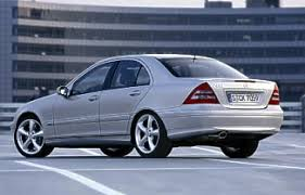 2003 mercedes c class for the c class sports packages for even more dynamic