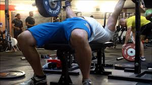paused bench press 115 120 120 kg 21 9 2017 youtube