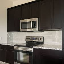 30 Inch Kitchen Cabinets 30 Inch Refrigerator Finished End Panel In Shaker Espresso 30