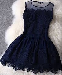 princess navy homecoming dresses lace appliqued short party