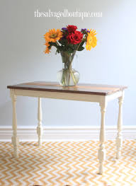 how to create a hardwood floor table top little farmhouse table