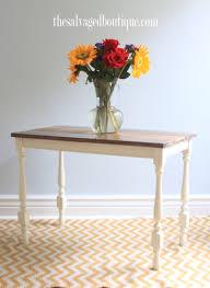 how to create a hardwood floor table top little farmhouse table