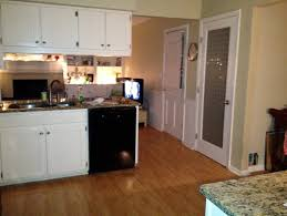 Traditional Double Sided Kitchen Should I Replace These With Cabinets With Double Sided Glass Doors