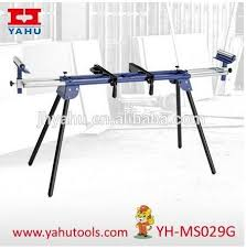 universal table saw stand with wheels china miter saw stand universal workstation table bench stand wooden