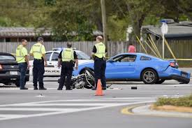 Black Mustang Crash Man Faces Dui Manslaughter Charge After Motorcyclist Dies In