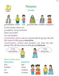 1st grade grammar nouns gender 1 teaching english pinterest