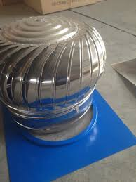 malaysia wind driven fan no power roof blower ventilation fan