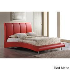 king pu bed frame and headboard king size free shipping today