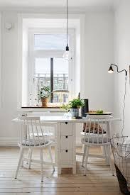 Esszimmer Korbst Le Die Besten 25 Ikea White Dining Table Ideen Auf Pinterest