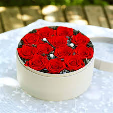 preserved roses preserved forever flower in a gift box a variety of