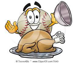 more hardball thanksgiving with a dash of baseball
