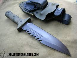 who makes the best knives for kitchen miller bros blades home