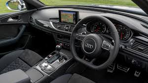 audi dealership inside audi rs6 avant performance 2017 review by car magazine
