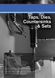 Dormer Tap And Die Set Dormer Pramet Cutting Tools From Eriks