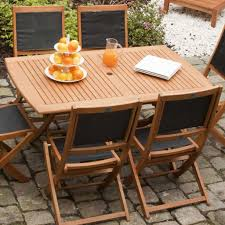 Carrefour Table Pliante by Beautiful Salon De Jardin Teck Pliable Pictures Awesome Interior