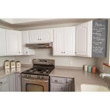 home depot kitchen cabinet paint colors rust oleum transformations light color cabinet kit 9