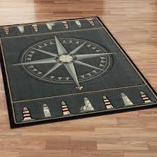Rose Area Rug Trendy Inspiration Ideas Nautical Rug Brilliant Compass Rose
