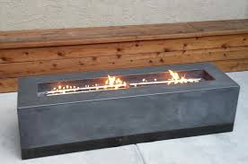 Concrete Fire Pit by Fire Pits For Your Backyard Entertaining 5 Feet From The Moon
