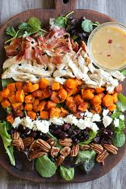 about thanksgiving salads