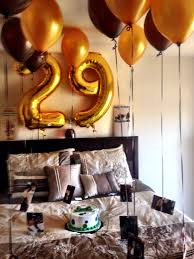 Birthday Home Decoration Boyfriends Birthday U2026 Pinteres U2026