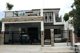 two storey house design in philippines  inforeminfo