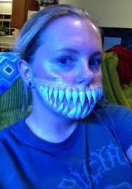 make scary teeth used for clown mileena album on imgur