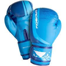Bad Blau Bad Boy Boxhandschuhe Kinder Accelerate Blau Kids Boxing