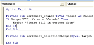 excel vba worksheet change free worksheets library download and