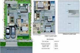 Breeze House Floor Plan Spectrum Lake Breeze In Manikonda Hyderabad Flats For Sale In