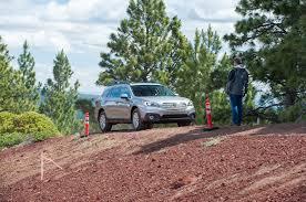subaru legacy off road 2015 subaru outback first drive motor trend