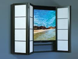 Wall Mounted Tv Cabinet With Doors Unique Flat Screen Surrounds By Cherrytreedesign
