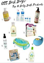 Top 10 Must Baby Items by Baby Bath Guide