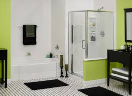bathtub with shower surround bathroom remodeling shower liners bath liners bci acrylic