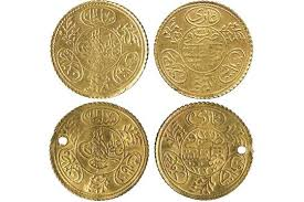 Ottoman Empire Gold Coins Islamic Coins Ottoman Empire Mahmud Ii Ah 1223 1255 1808 1839