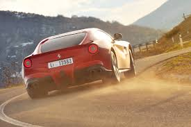 Ferrari F12 Drift - ferrari f12 v lamborghini aventador v aston martin vanquish video