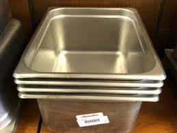 steam table pans for sale cowboy catering cowley wy in byron wyoming by musser bros inc