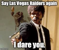 Oakland Raiders Memes - this is all the san diego chargers fans that live in las vegas