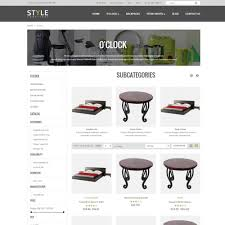 theme furniture responsive furniture interior prestashop theme prestashop addons