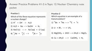 nuclear chemistry stability of a nucleus nuclei are composed of