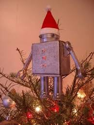 Retro Christmas Tree Toppers - funny christmas cards info lists and trivia
