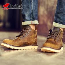 quality s boots aliexpress com buy z suo s boots the quality of the leather