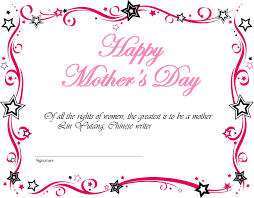 printable mothers day cards free mothers day e cards happy