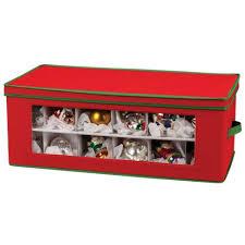 christmas ornament storage household essentials 36 pc ornament storage target