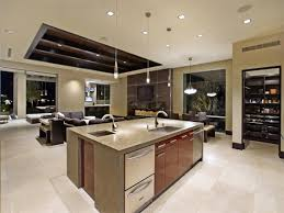 open floor plan homes with pictures stylish open concept floor las vegas luxury homes with open floor