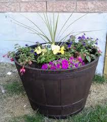 garden design garden design with my onehour whiskey barrel garden