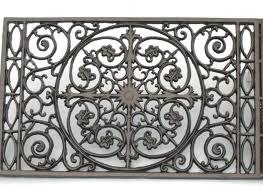 Coco Doormat Front Door Mat Monogrammed Exteriors Geo Crafts Inc Creel Ivy
