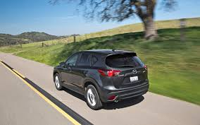 mazda types 2014 mazda cx 5 grand touring first test motor trend