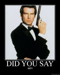 Tuxedo Meme - did you say 007 know your meme